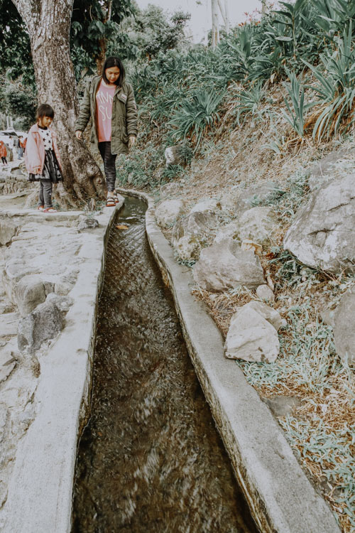 Ostküste Taiwan - Water Running Upward