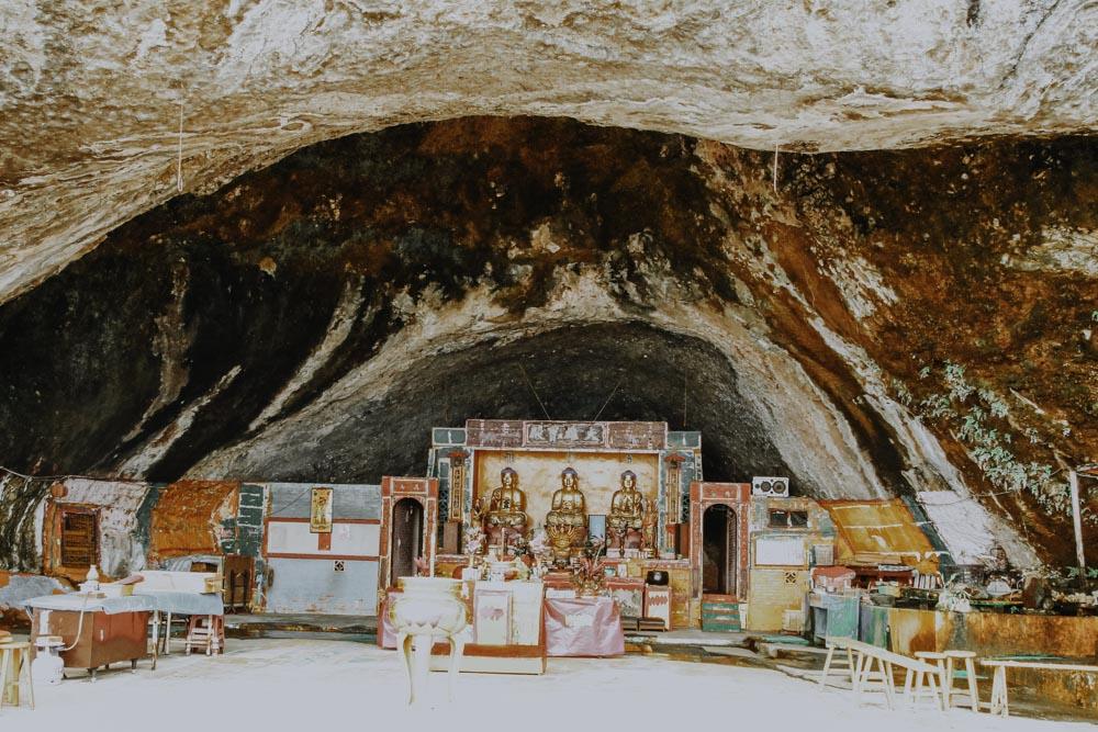 Baxian Caves - Yongan Cave