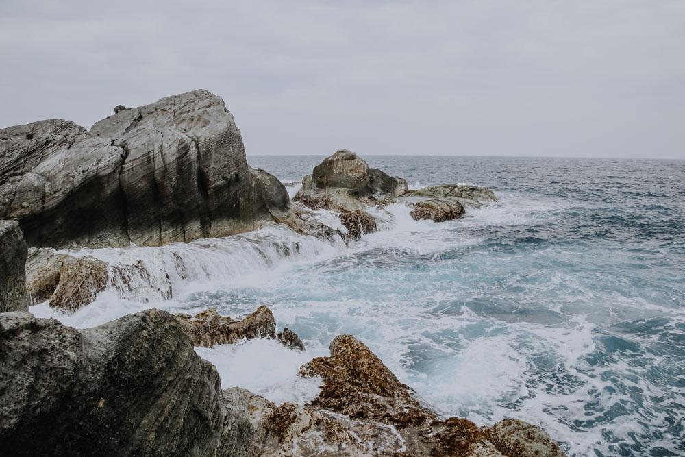 Die schönsten Plätze der taiwanesischen Ostküste: Shitiping