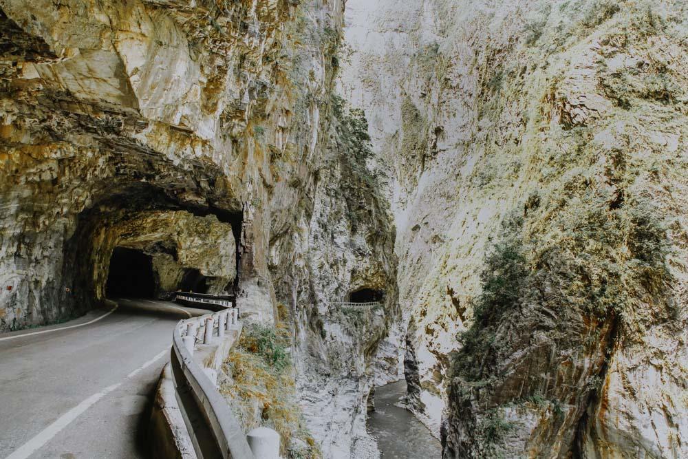 Taroko Schlucht - Swallow Grotto
