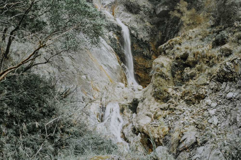 Baiyan Waterfall