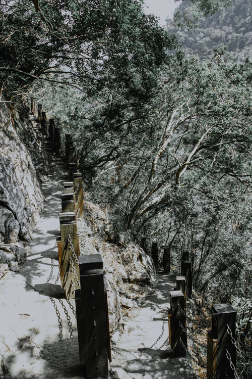 Changchun Shrine Trail