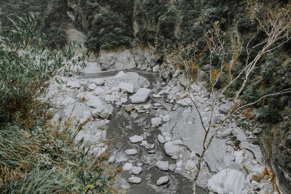Taroko Gorge - Lüshui Trail