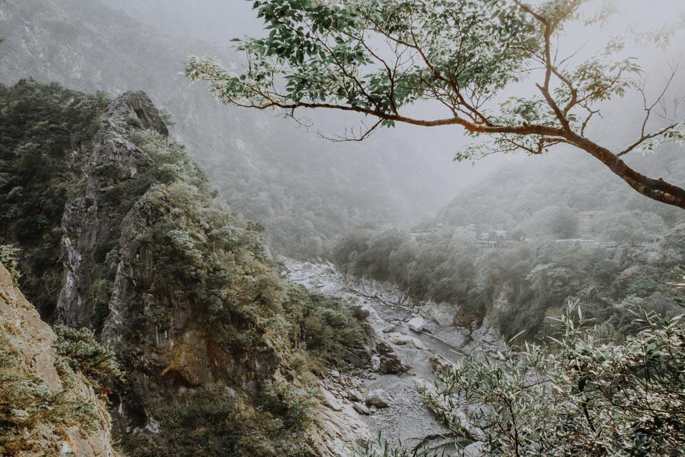 Lüshui Trail in der Taroko Schlucht