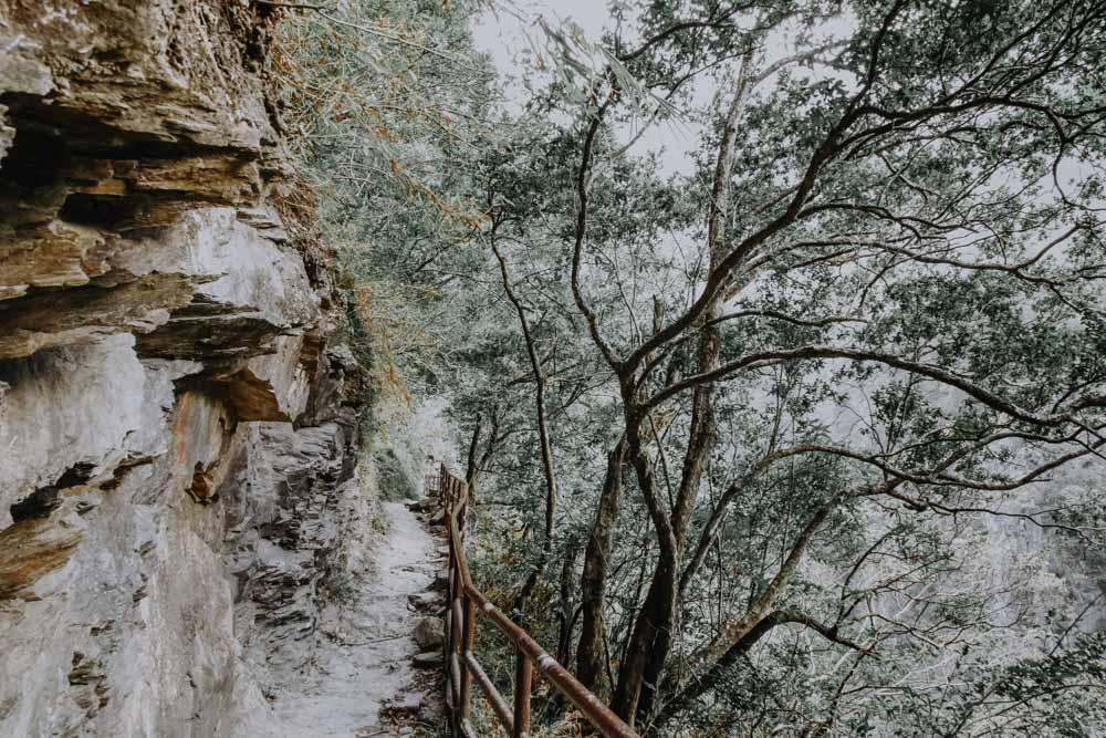 Die schönsten Trails der Taroko Schlucht - Lüshui Trail