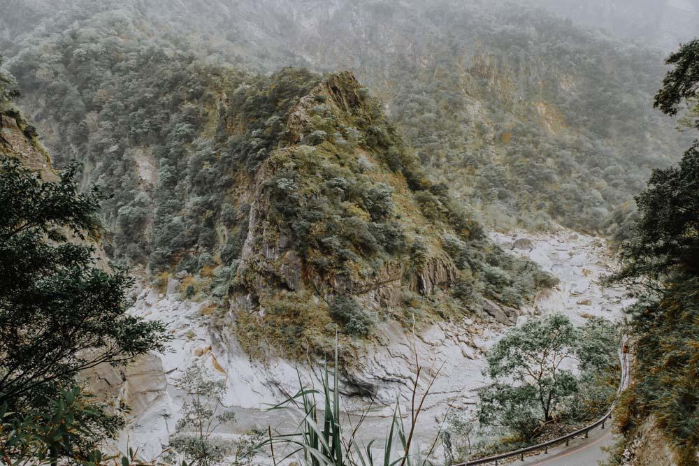 Ostküste Taiwan - Taroko Schlucht