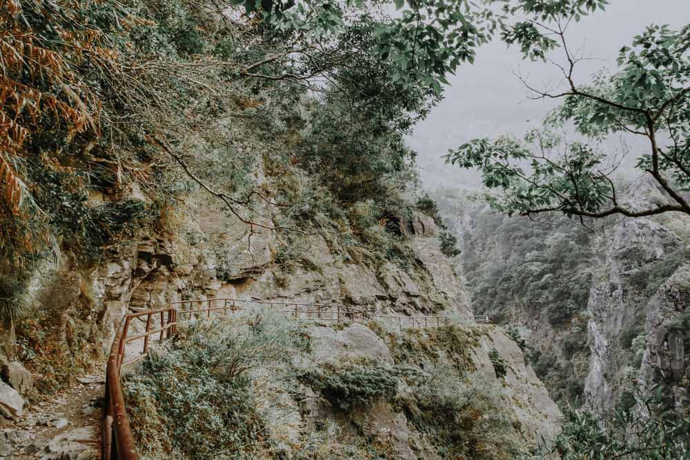 Die schönsten Plätze der taiwanesischen Ostküste - Lüshui Trail