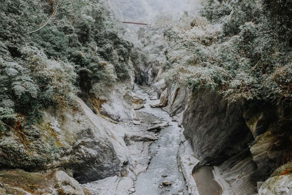 Die schönsten Trails der Taroko Schlucht