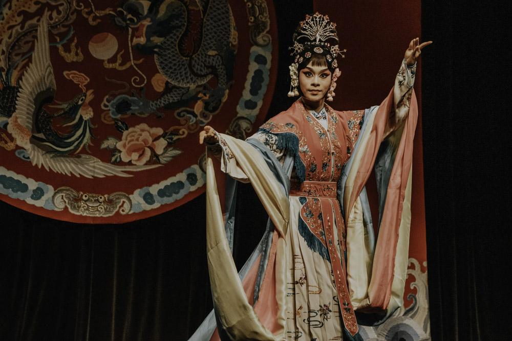 Peking Oper in Taipeh
