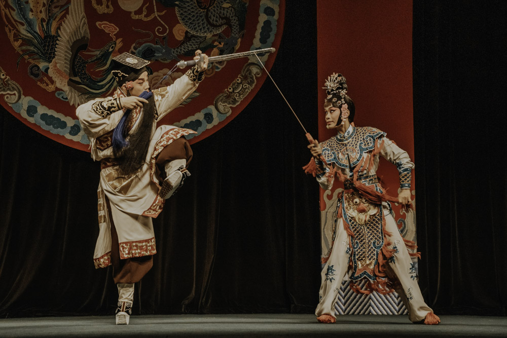 Indoor Activities in Taipei -Peking Opera