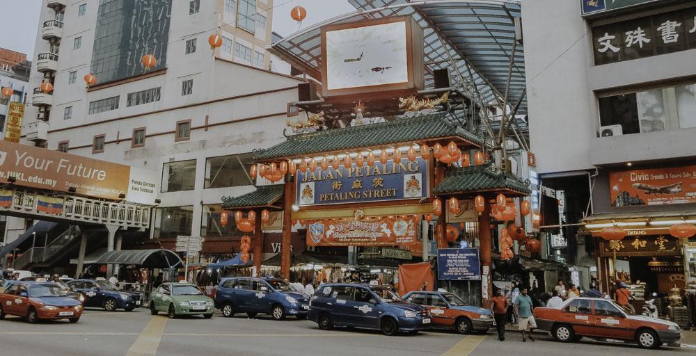 Kuala Lumpur - Chinatown und Little India