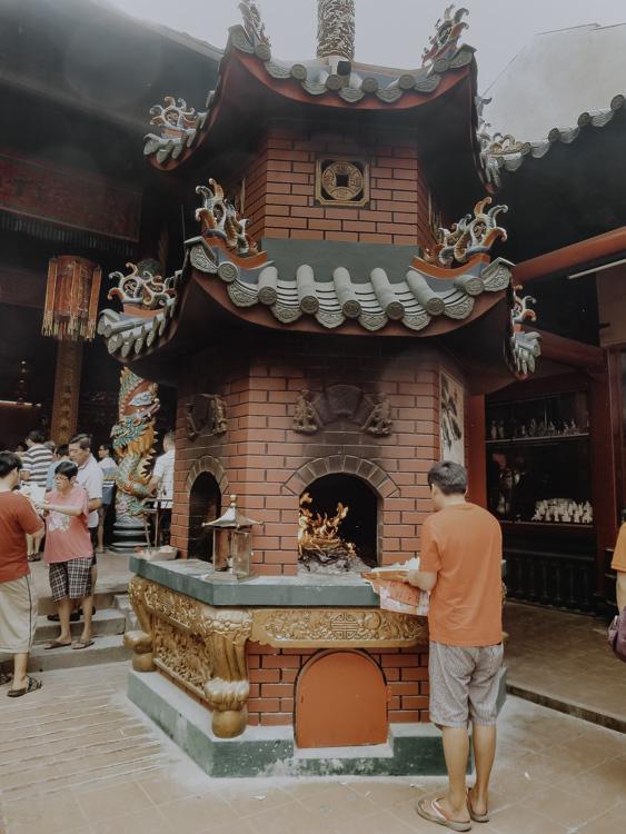 Kuala Lumpur - Guan Di Tempel