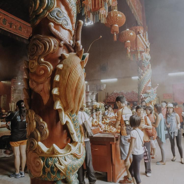 KL - Guan Di Tempel