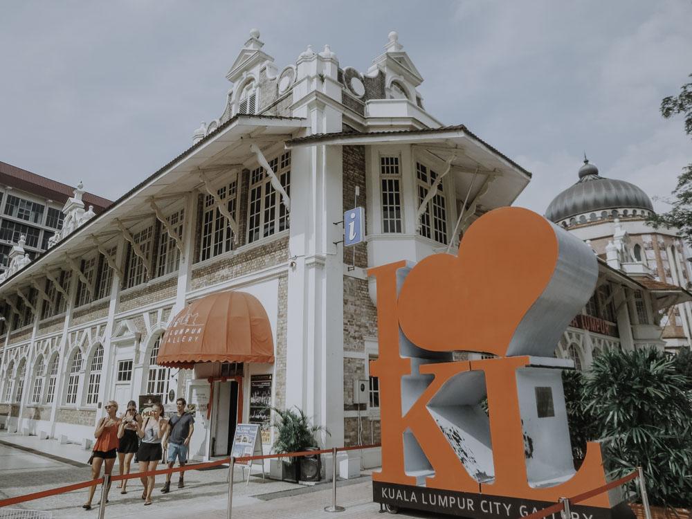 Kuala Lumpur - Die schönsten Sehenswürdigkeiten auf einen Blick