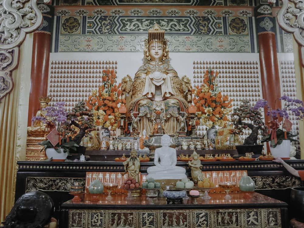 Kuala Lumpur Thean Hou Tempel