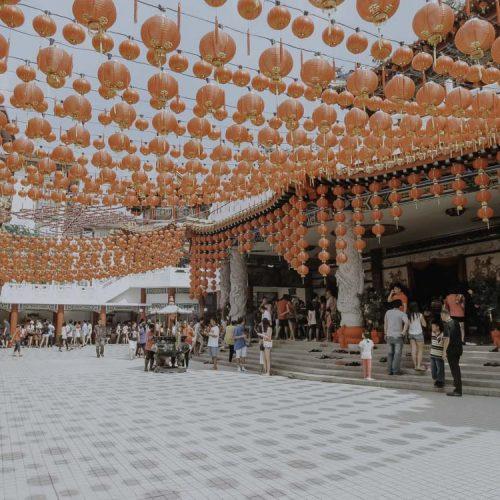 KL - Thean Hou Tempel
