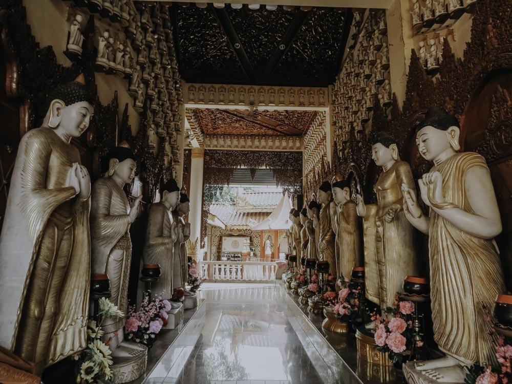 Penang - Die 5 schönsten Tempel