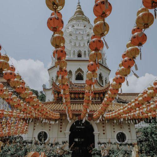 Kek Lok Si Tempel Pulau Penang