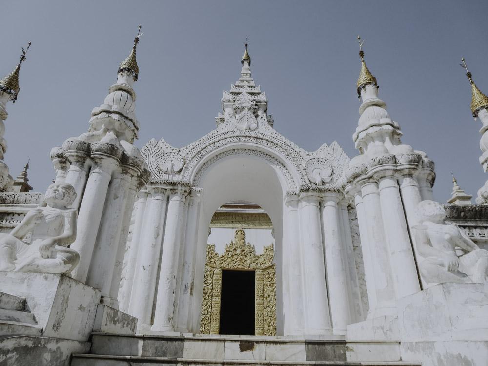 Myanmar -Die schönsten Sehenswürdigkeit - Atumashi Monastery