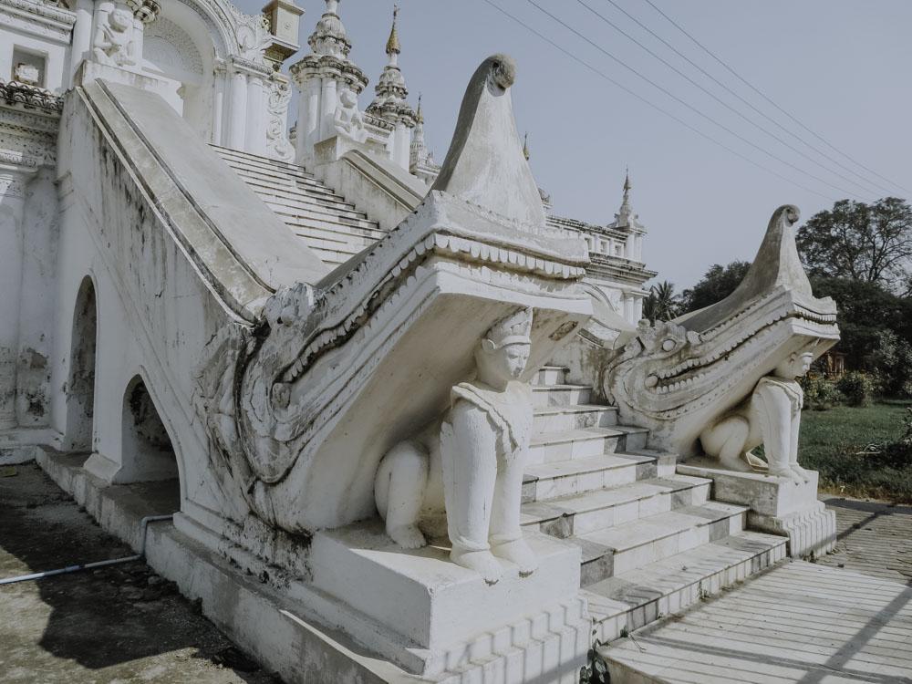 Myanmar -Die schönsten Sehenswürdigkeit - Atumashi Monastery in Myanmar