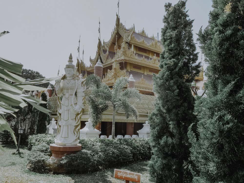 Mandalay - Die schönsten Sehenswürdigkeiten