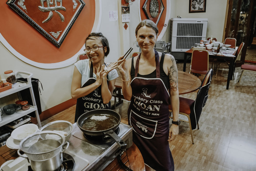 Hoi An Pirvate Cooking Class