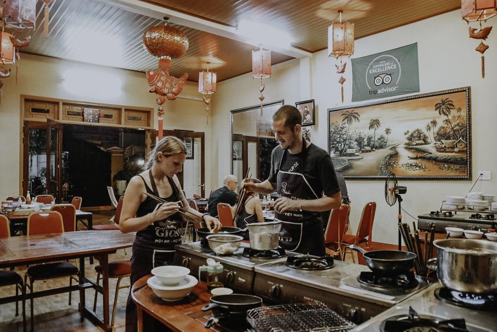 Kochschule Vietnam