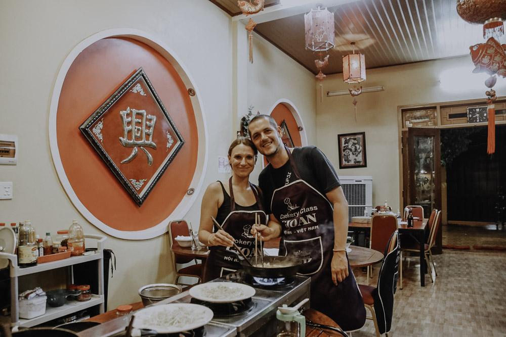 Gioan Cooking School Hoi An Vietnam
