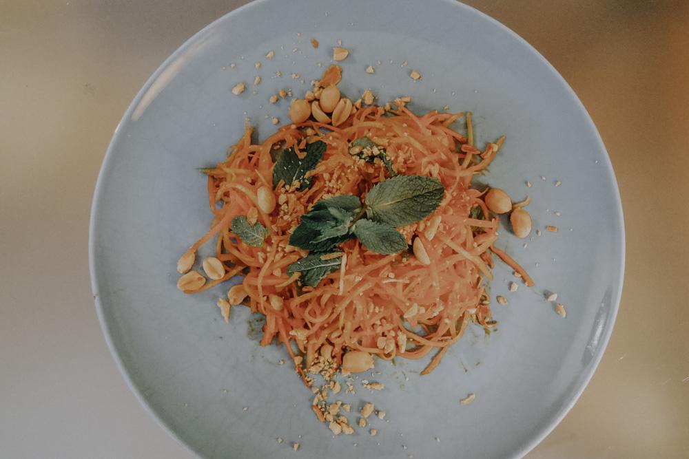 Vietnamesischer Papayasalat - Das Originalrezept aus Vietnam