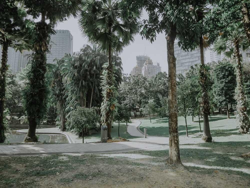 Kuala Lumpur - KLCC Gardens
