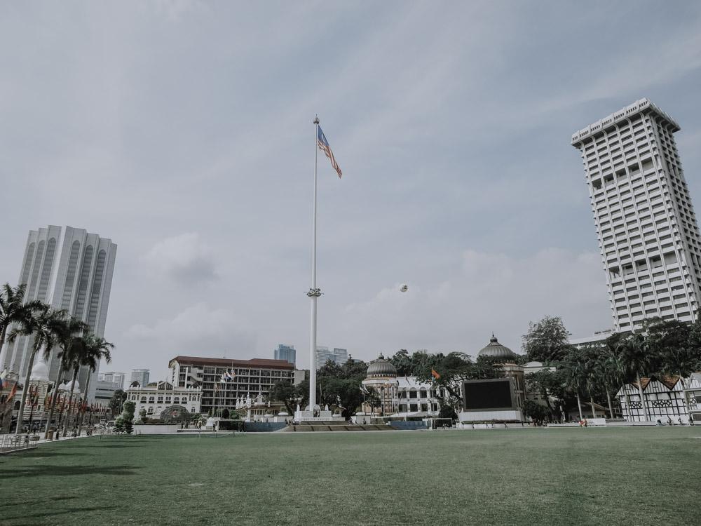 Kuala Lumpur - Merdeka Square