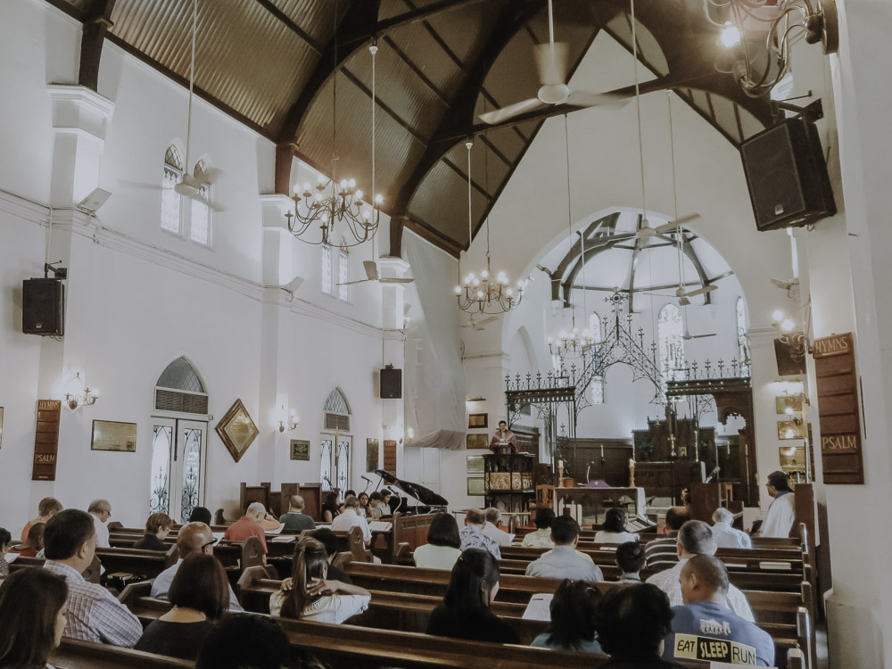 St. Mary's Cathedral Kuala Lumpur