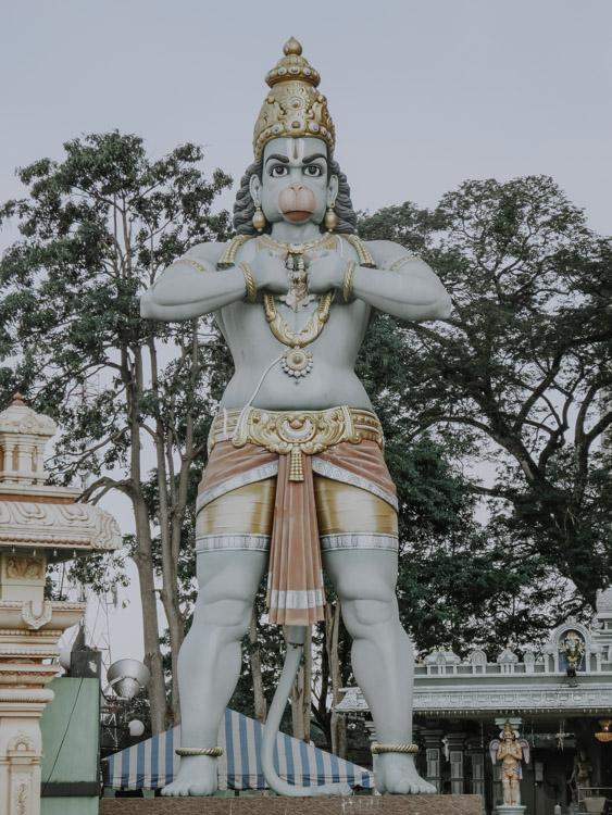 Affengottes Hanuman