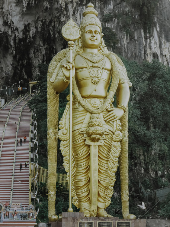 Malaysia - Batu Caves