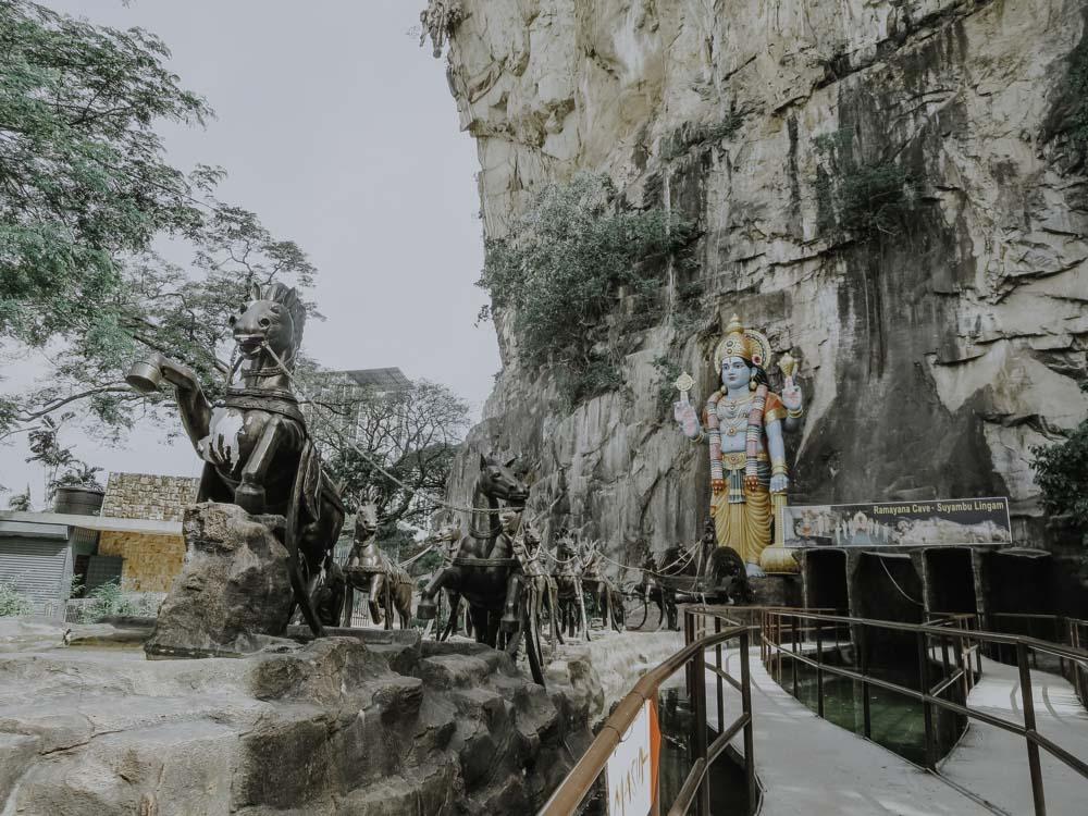 Ramayana Cave Malaysia