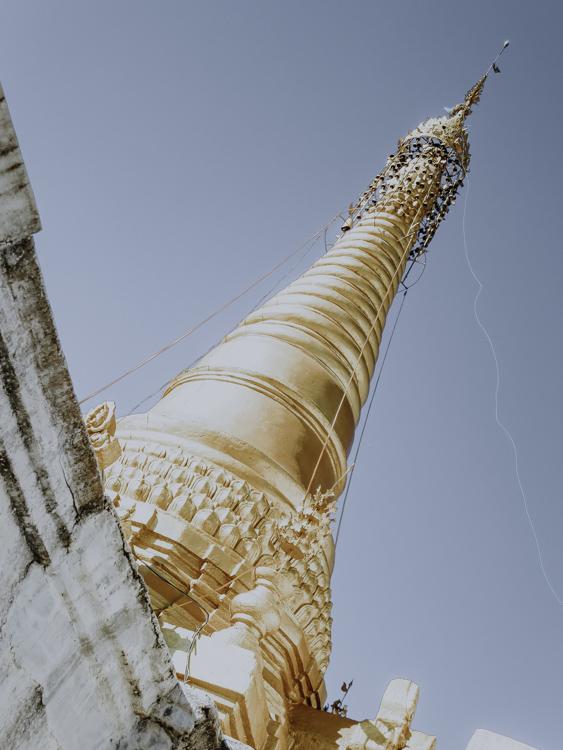 Inle Lake - Baw Ri That Pagoda