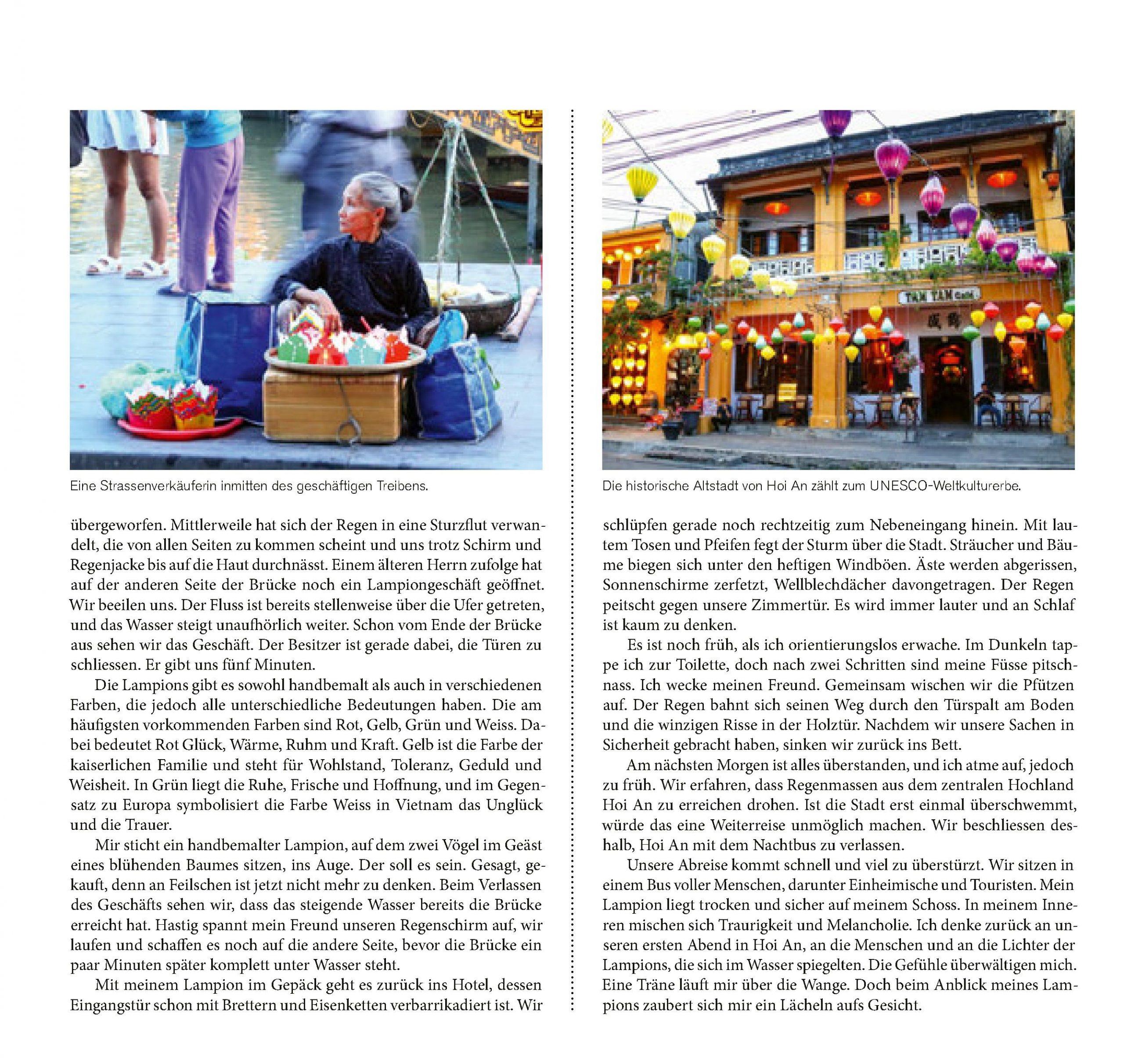 OPEN YOUR WINGS - Der Asien-Blog: Artikel aus Globetrotter Magazin über die vietnamesische Stadt Hoi An von Nicole Bühringer