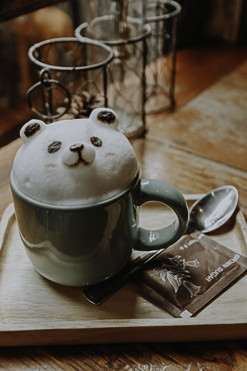 B-Story Cafe Bangkok