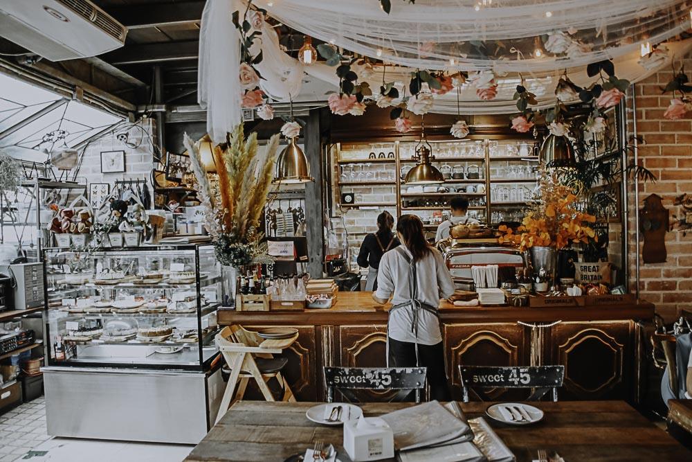 Themed Cafe Bangkok