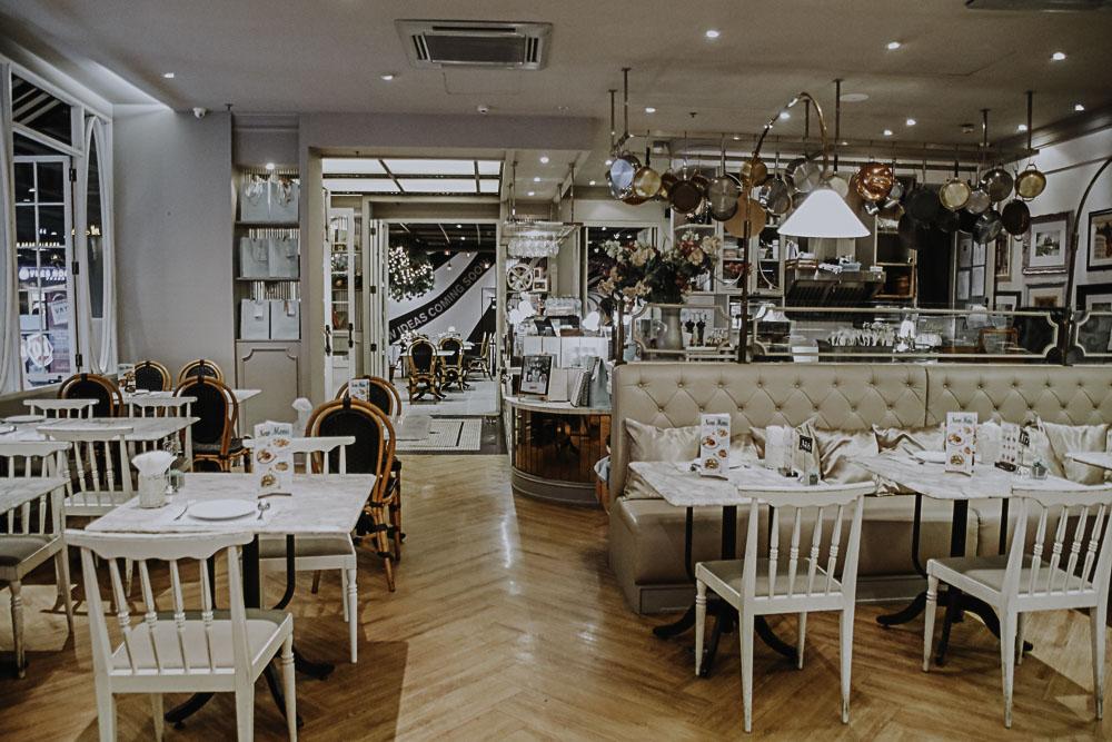 Petite Audrey Café Bangkok