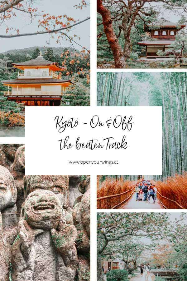Pin it! Kyoto - On and Off the beaten Track
