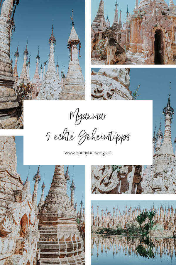 Pin it! Myanmar Geheimtipps