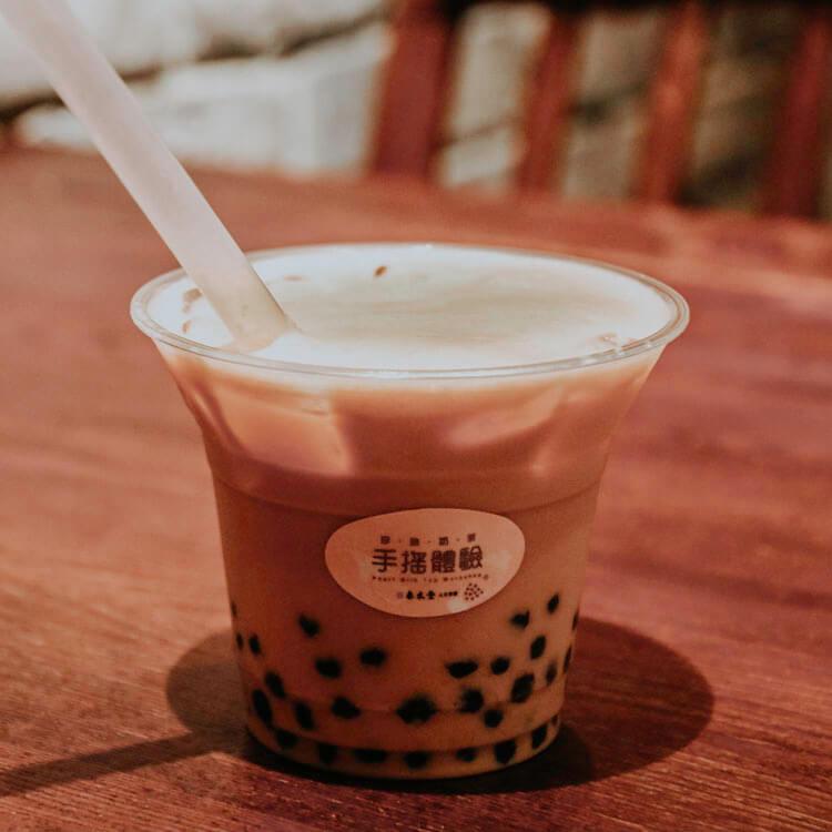 Taiwan DIY Workshops: Selbst gemachter Bubble Milk Tea im Chun Shui Tang in Taichung