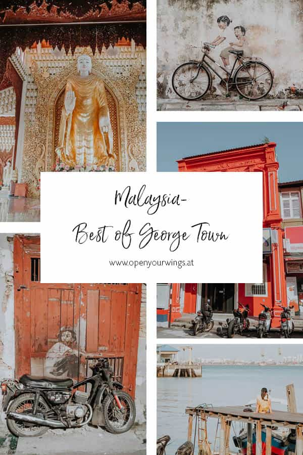 Pin it! Malaysia - Best of George Town