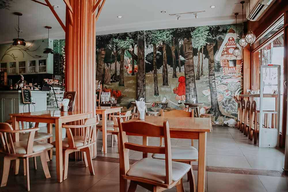 Themencafes in Chiang Mai