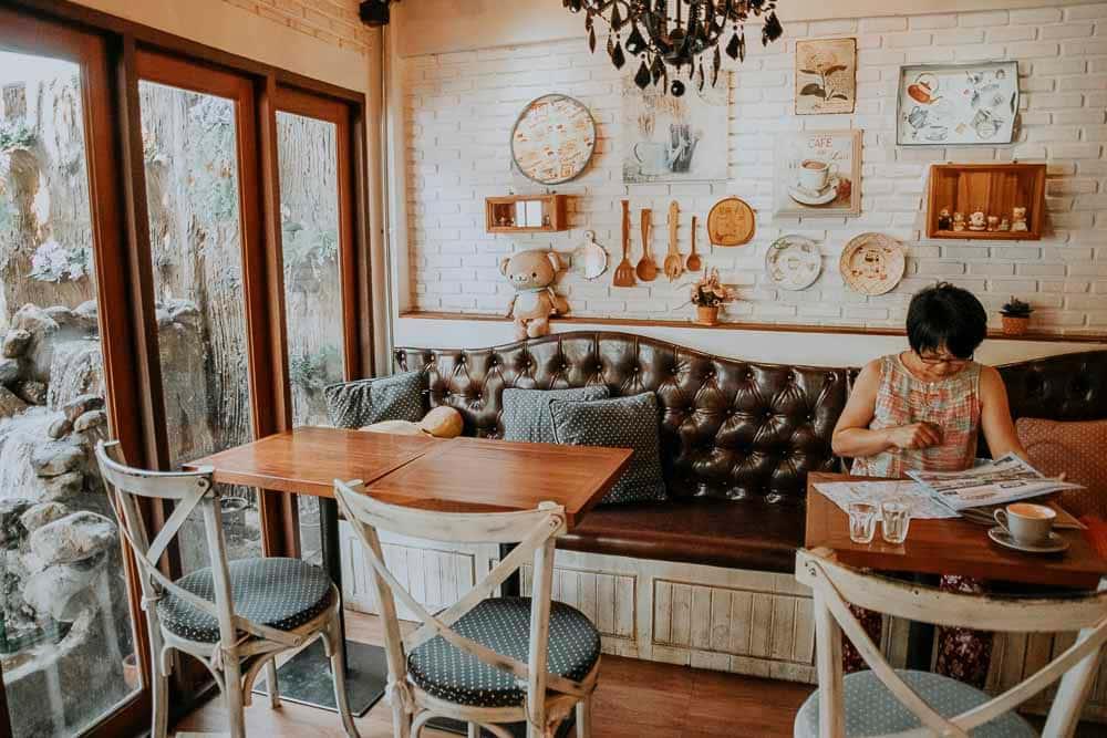 Chiang Mai - Bear Hug Cafe