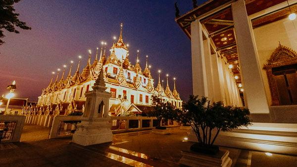 Bangkok bei Nacht - Die schönsten Fotolocations