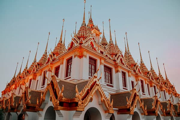 Wat Ratchanatdaram Worawihan