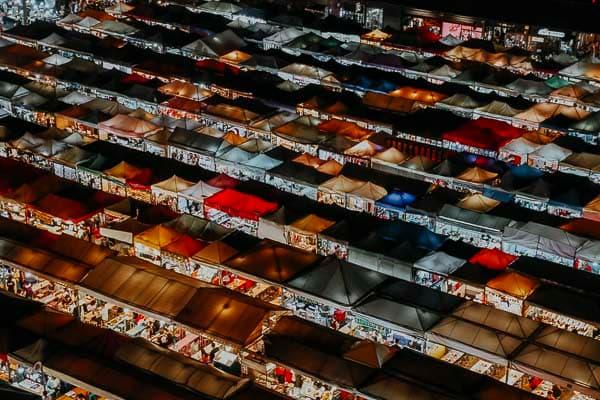 Bangkok bei Nacht - Die schönsten Fotospots