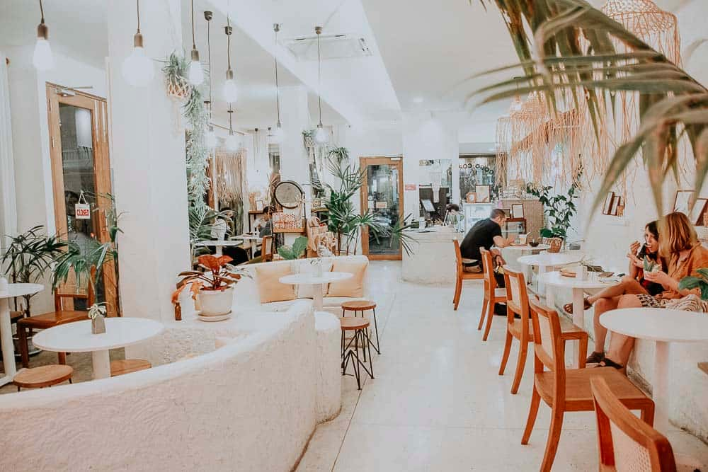 Themen Cafes in Chiang Mai